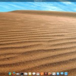 Indicator Places en elementary OS Luna